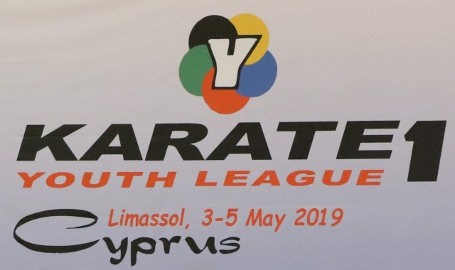 Karate1 Youth League 2019 - Limassol